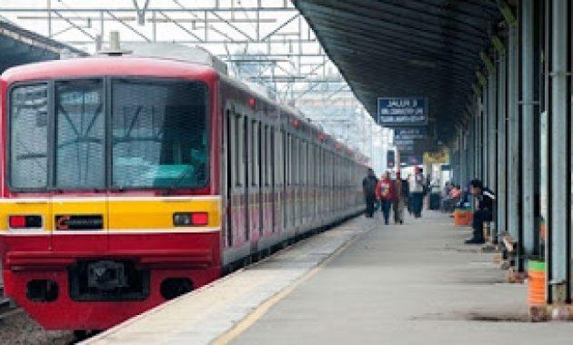 Cara Naik Krl Commuter Line Untuk Pemula Ala Urang